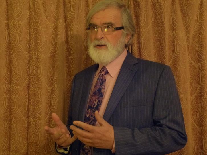Ronald Lawson, 2014